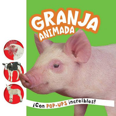 Granja Animada (Spanish, Hardcover): Consuelo Gallego