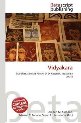 Vidyakara (Paperback): Lambert M. Surhone, Mariam T. Tennoe, Susan F. Henssonow