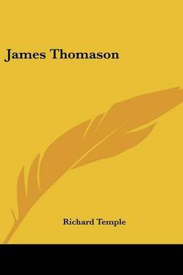 James Thomason (Paperback): Richard Temple
