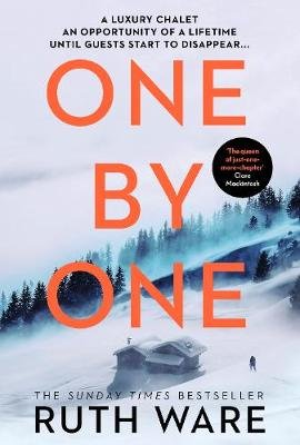 One By One (Paperback): Ruth Ware