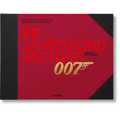 The James Bond Archives (Hardcover, Spectre ed): Taschen