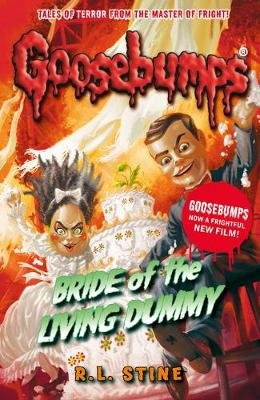 Bride of the Living Dummy (Paperback): R . L. Stine