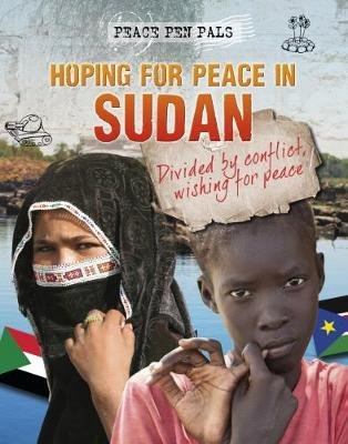 Hoping for Peace in Sudan (Paperback): Jim Pipe