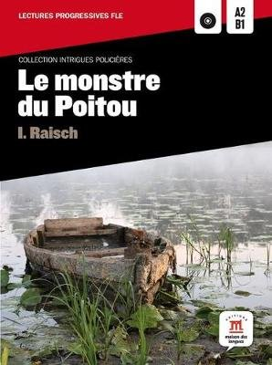 Collection Intrigues Policieres - Le Monstre Du Poitou + CD (French, Mixed media product):