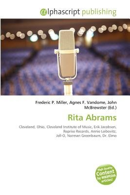 Rita Abrams (Paperback): Frederic P. Miller, Agnes F. Vandome, John McBrewster
