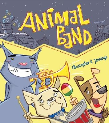 Animal Band (Hardcover): Christopher S Jennings