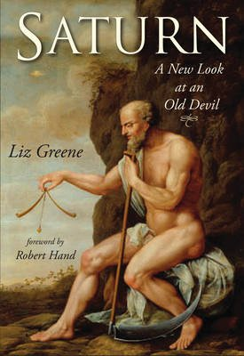 Saturn - A New Look at an Old Devil (Paperback, 35th Revised edition): Liz Greene