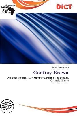 Godfrey Brown (Paperback): Knutr Benoit