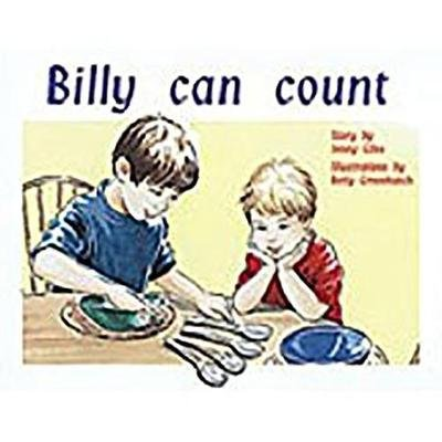 Rigby PM Plus - Leveled Reader Bookroom Package Yellow (Levels 6-8) Billy Can Count (Paperback): Rigby