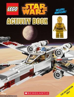 LEGO Star Wars: Epic Space Adventures (Paperback): Landers,Ace