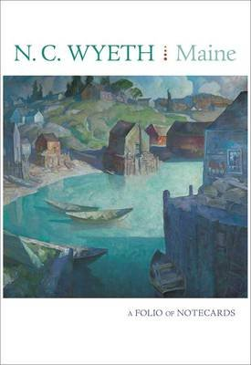N C Wyeths Maine Notecard Folio 0949 (Book): N. C Wyeth