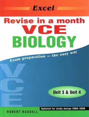 VCE Biology (Paperback): Robert Russell