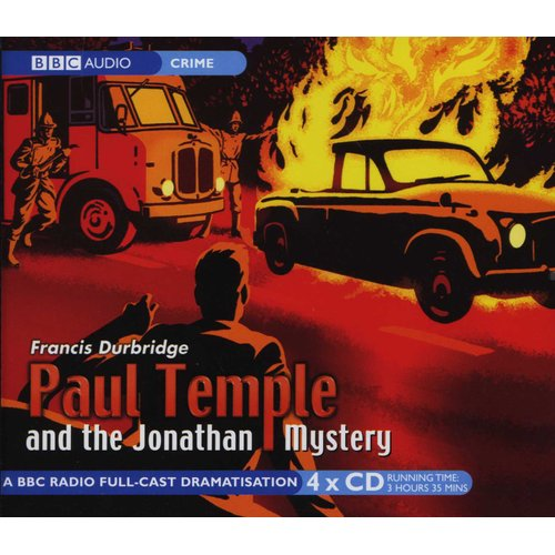 Paul Temple And The Jonathan Mystery (CD, Unabridged edition