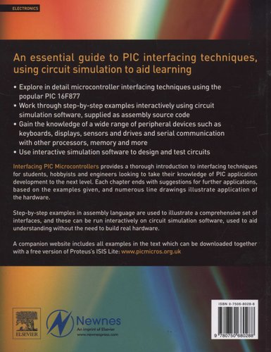 Interfacing PIC Microcontrollers - Embedded Design By