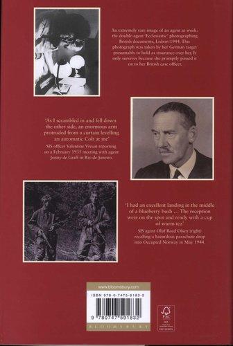 mi6 the history of the secret intelligence service 1909 1949
