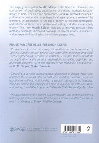 research design qualitative quantitative and mixed methods approaches