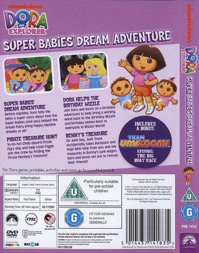 Dora the Explorer - Super Babies' Dream Adventure (English & Foreign