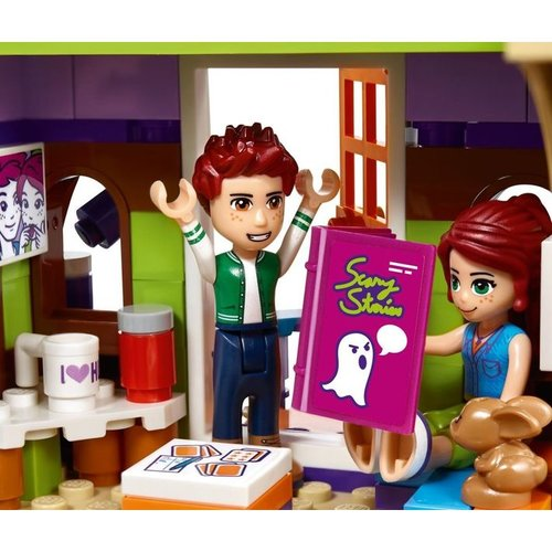 Lego Friends Mias Tree House 351 Pieces Toys Buy Online In