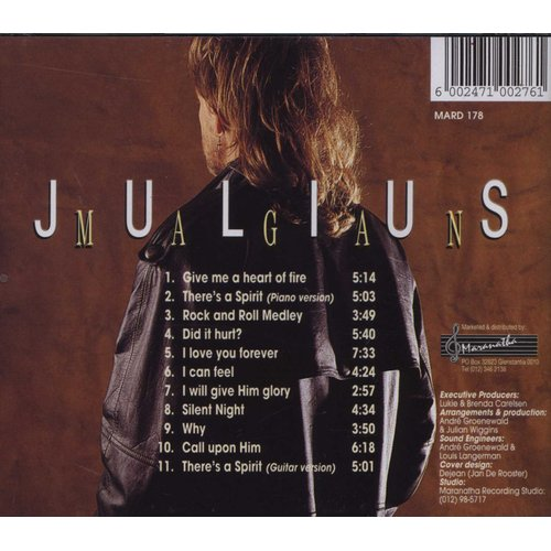 Julius Magan (CD) | Music | Buy online in South Africa from Loot co za