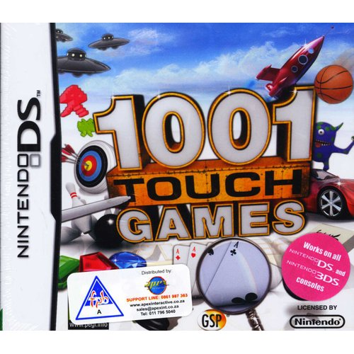 touch dic ds