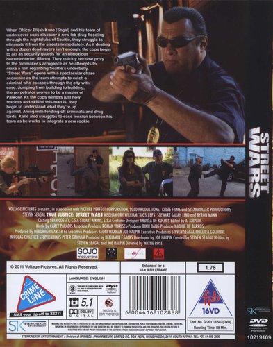 True Justice - Street Wars (DVD): Keoni Waxman | Movies & TV