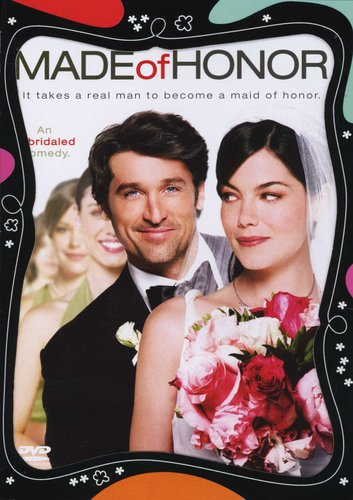 Made Of Honor Dvd Patrick Dempsey Michelle Monaghan Movies