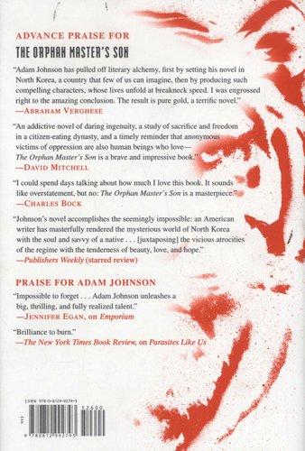 The Orphan Master's Son (Hardcover, New): Adam Johnson