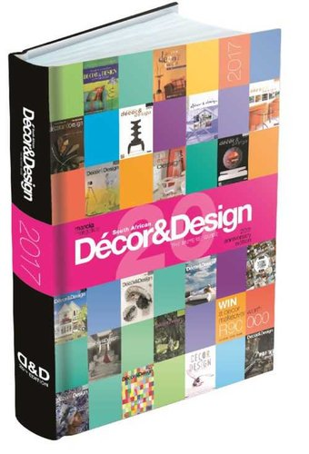 South African Decor Design 2017 The Buyers Guide Hardcover