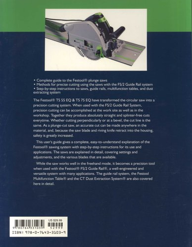 Festool (R) Essentials: TS 55 & TS 75 Portable Plunge Saws - With FS