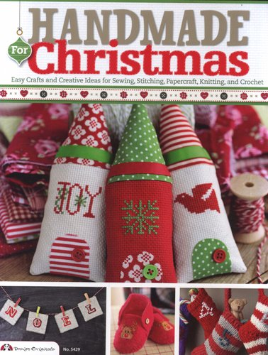 Handmade For Christmas Easy Crafts And Creative Ideas For Sewing