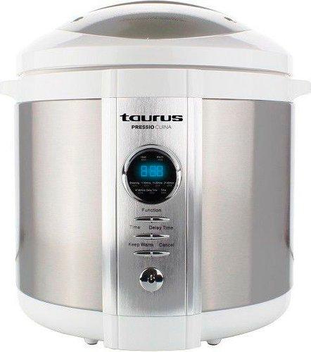 Taurus Stainless Steel Digital Pressure Cooker 6l