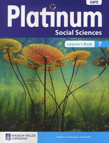 Platinum Social Sciences Grade 7 Learner S Book Paperback