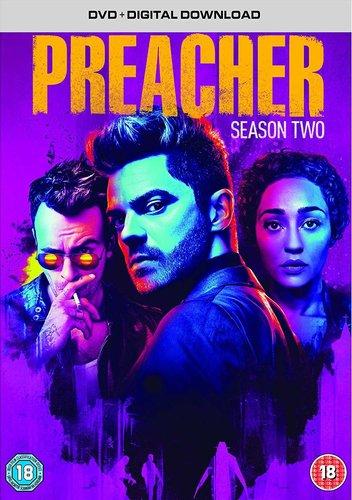 Preacher - Season 2 (DVD): Dominic Cooper, Ruth Negga | Movies & TV