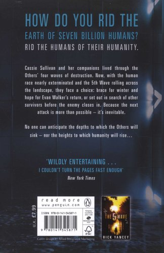 The Infinite Sea - The 5th Wave: Book 2 (Paperback, 2nd