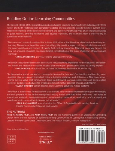 Building Online Learning Communities - Effective Strategies
