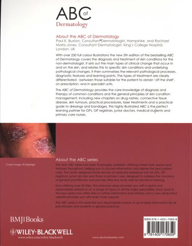 ABC of Dermatology (Paperback, 5th Revised edition): Paul K