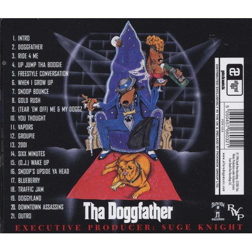 Tha Doggfather (CD): Snoop Dogg | Music | Buy online in