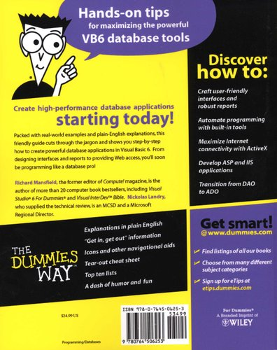 Database Visual Basic 6