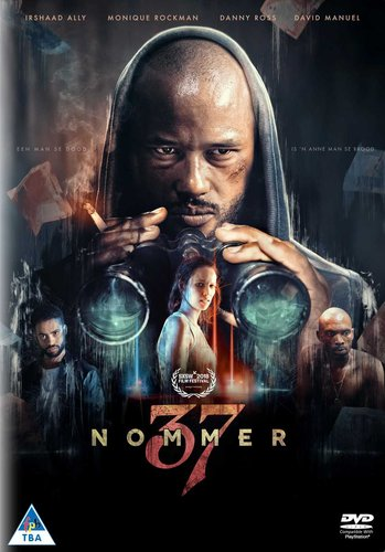 Nommer 37 (Afrikaans, DVD): Irshaad Ally, Monique Rockman, Deon Lotz
