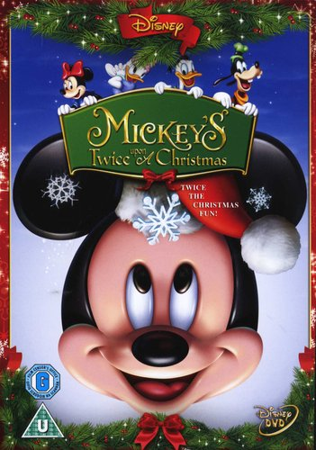 Mickey Mouse Twice Upon A Christmas Dvd.Mickey S Twice Upon A Christmas English Spanish