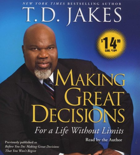 making great decisions jakes t d