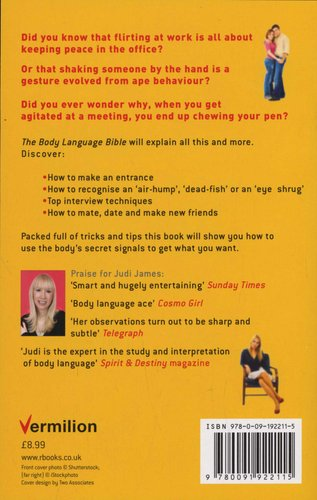 The Body Language Bible - The hidden meaning behind people's