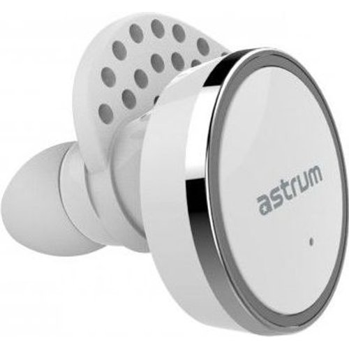 Astrum ET300 Bluetooth In-Ear Headphones With Mic (White
