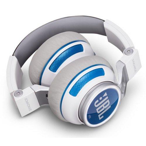 ec8e949fd23 JBL Synchros S400BT On-Ear Bluetooth Headphones with Touch Sensor ...