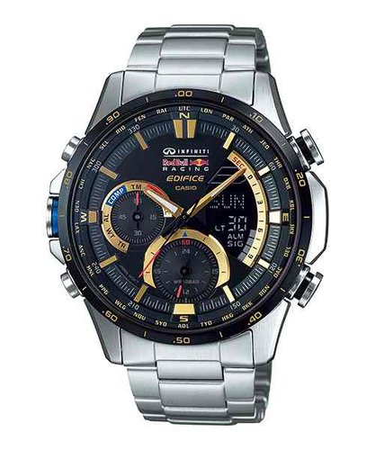 Casio Edifice Era 300rb 1a Infiniti Red Bull Racing Limited Edition