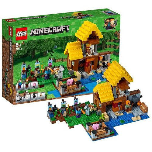 58824816aa8b LEGO Minecraft - The Farm Cottage | Toys | Buy online in South ...