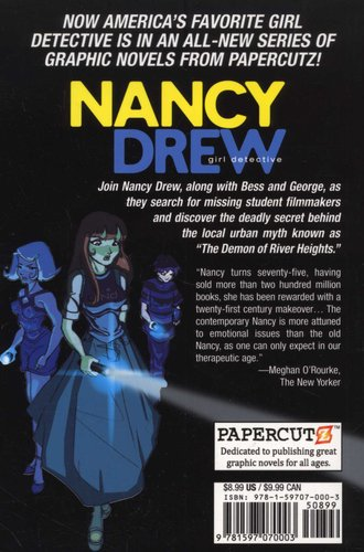 Nancy Drew #1: The Demon Of River Heights (Paperback): Stefan