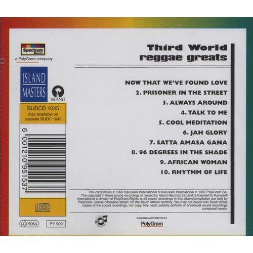 Third World - Reggae Greats (CD) | Music | Buy online in