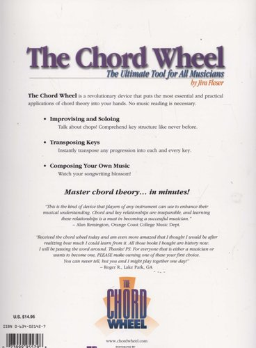 The Chord Wheel - The Ultimate Tool For All Musicians