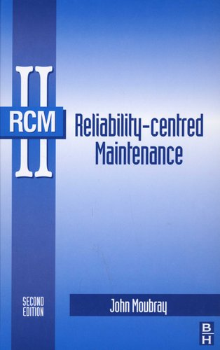 reliabilitycentered maintenance hardcover 2nd edition